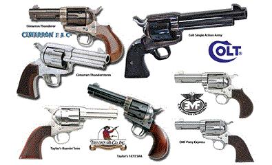 Guns-Pistols SM